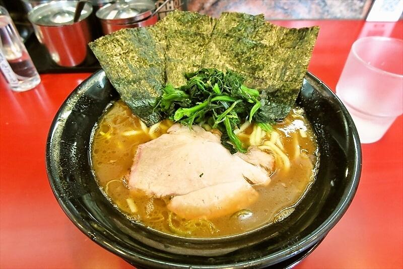 横浜『環2家』美味しい家系ラーメンを食べて来たので御報告