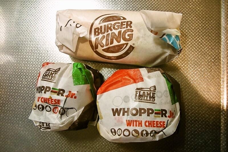 『バーガーキング』ジョンソンヴィルなキングドッグ的ホットドッグ実食レビュー