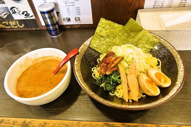町田『ラーメン蔵屋』辛味噌つけ麺を食す!