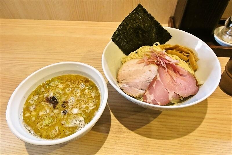 相模原『中村麺三郎商店』の白湯つけ麺が美味しかったので御報告