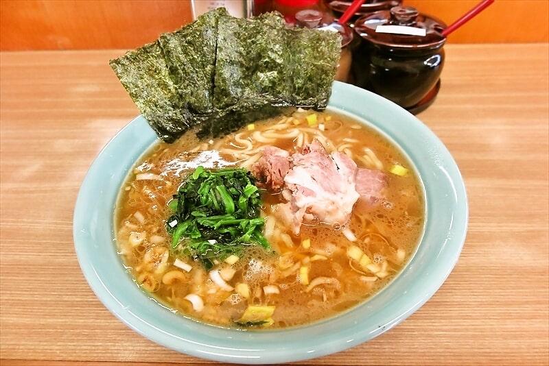町田『奥津家』の美味しい家系ラーメンを食べて来たので御報告