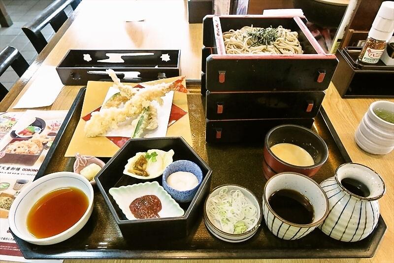 町田『和食麺処 サガミ』晦日そば的な蕎麦食べ放題に行ってみた