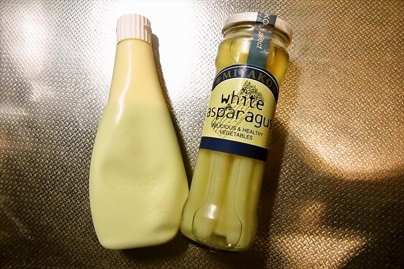 瓶詰めホワイトアスパラガスも今なら愛せると思った夜