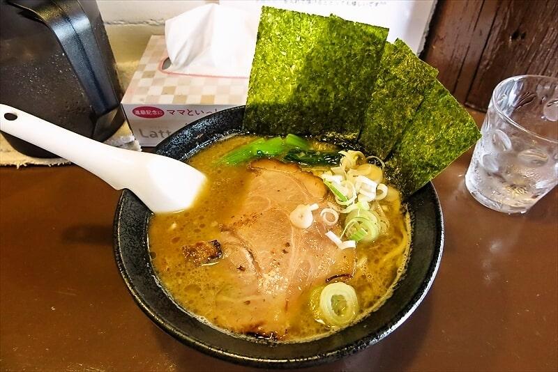 小田急相模原『麺処 宥乃』豚骨醤油ラーメンのチャーシューヂカラよ