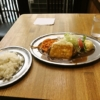 米国風洋食『センターグリル』でチーズハンバーグランチを食す!@横浜