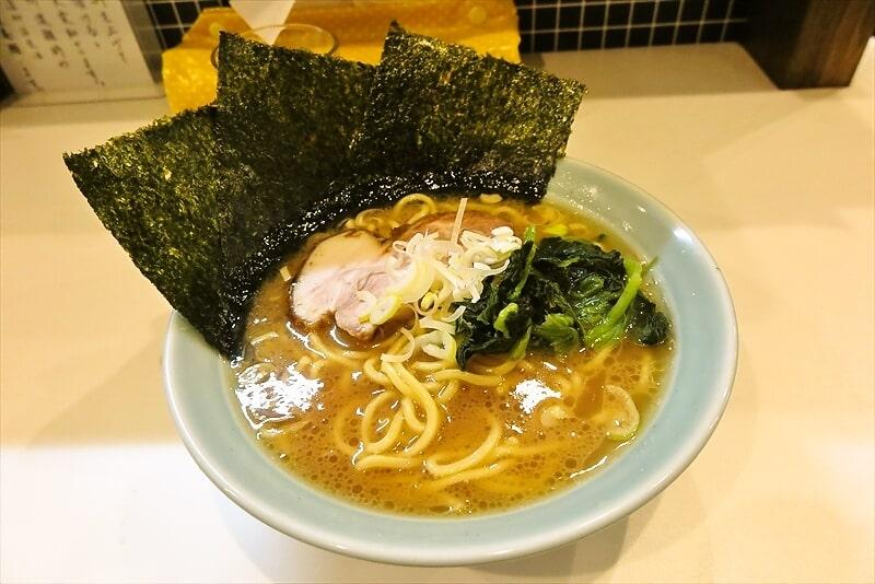 町田『みさきや』美咲家ラーメン的な家系ラーメンを食す!