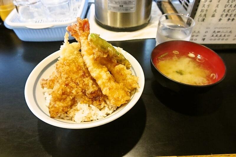 横浜六角橋『天せ』美味しい天丼が550円とか神ですか?@白楽駅