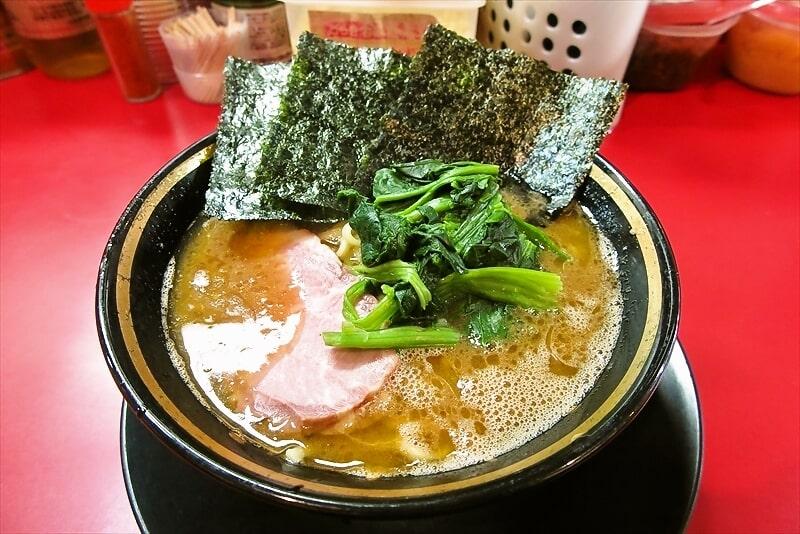 横浜『とらきち家』美味しい家系ラーメンを欲した時~@六角橋ら辺