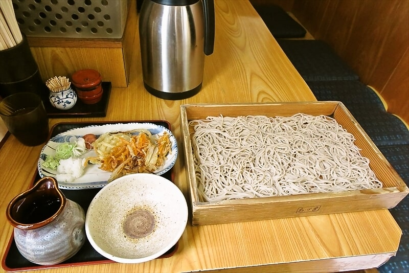 『宿場そば 東』(あづま)宿場そばって最高じゃんね?@東神奈川駅