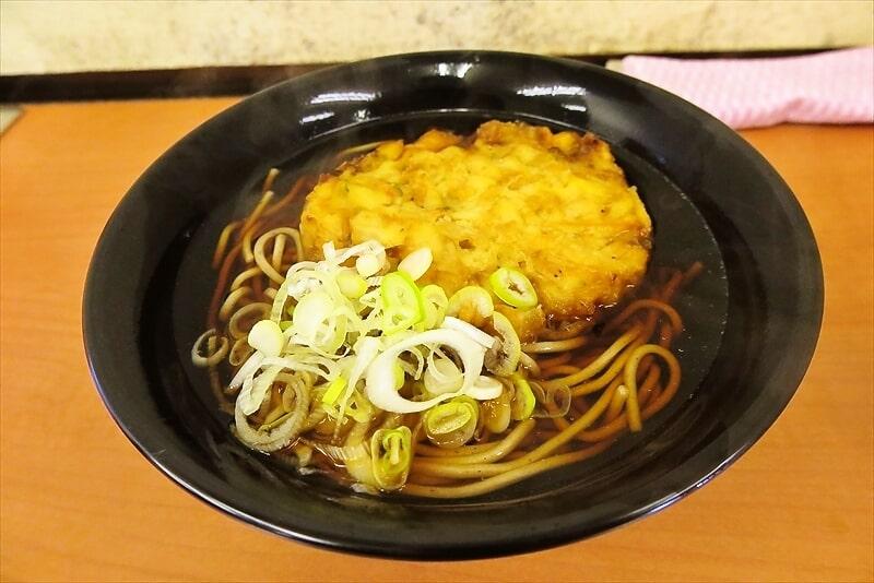 JR新横浜駅の駅蕎麦ならば『濱そば』ワンチャンどうでしょう?