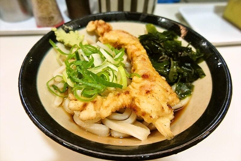 『星のうどん』相鉄線横浜駅内にある美味しいうどんの店ですと?