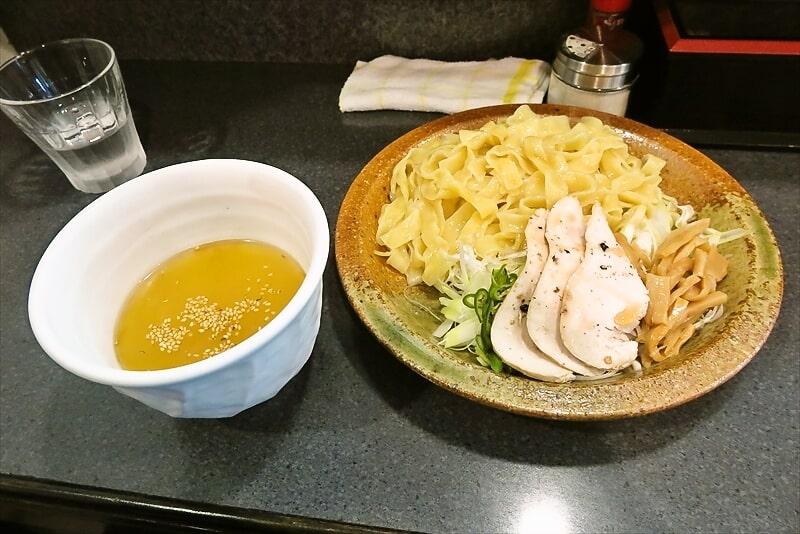 相模原『らーめん 石山商店』冷しシークワーサーつけ麺を食す!@オダサガ