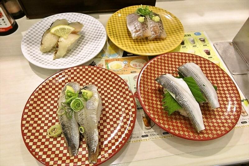 『魚べい』回転寿司で約20㎝特大えびフライを食べてみた結果@相模原