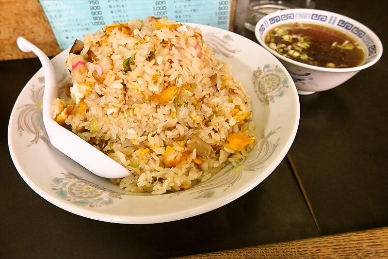 『中華そば 若竹』でチャーハン大盛りを食べる時~@相模原