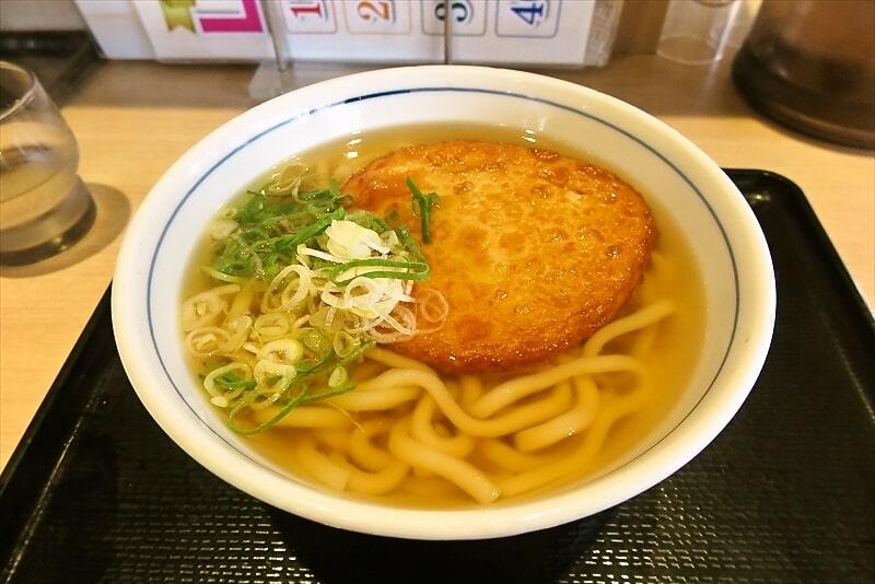博多うどんの『ウエスト』町田店で美味しい丸天うどんを食べてみた
