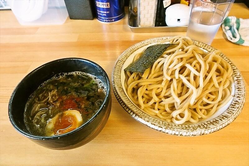 『一陽来福びんびん亭』煮干つけ麺どうでしょう?@相模原
