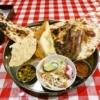小田急相模原『南インド料理 羊屋』ラムタンブリンギョウザセット