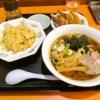 中華料理『パクちゃん』人はチャーハンセットに収束する説@相模原