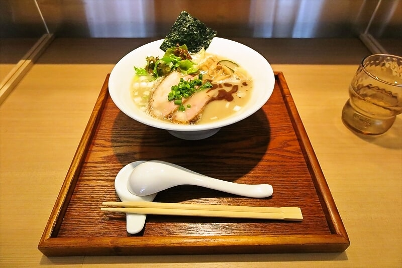 町田の『胡心房』(こしんぼう)が復活したのでラーメン食べてみた