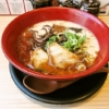 熊本市『伝統熊本豚骨 伝』熊本ラーメン伝統の味でどうでしょう?