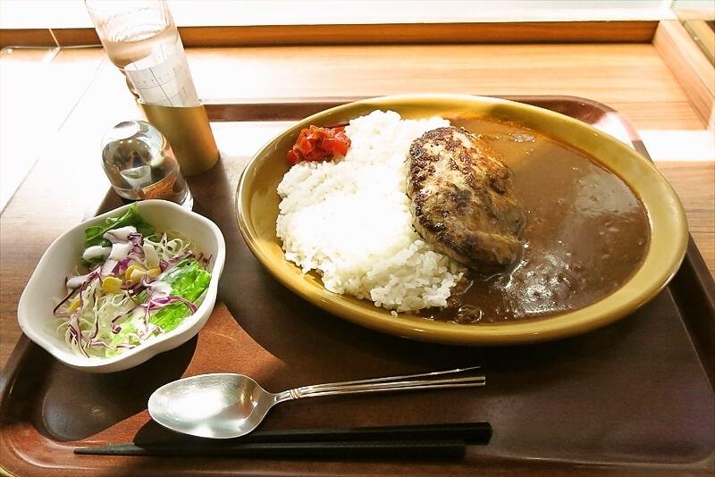 『ファイヤーバーグ 関内店』ハンバーグカレーライスを食す!