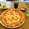 『OH!GOD』月替わりピザのアメリカーノが美味しかった件
