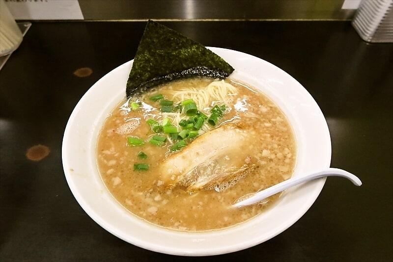 町田『ぎょうてん屋』長浜ラーメンを食べてみた結果!
