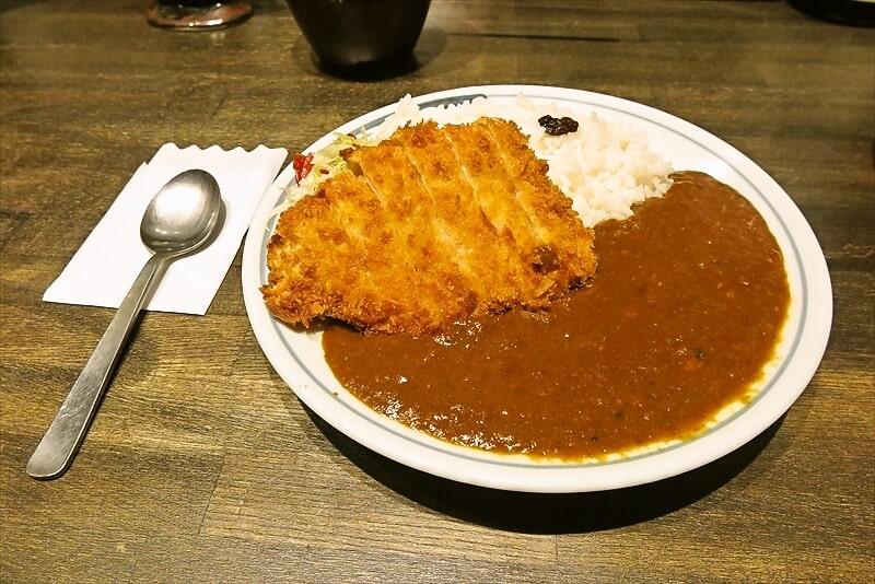 小田急相模原『吉列屋』(かつれつや)カツカレーを食す!