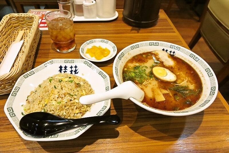 『桂花ラーメン本店』(けいからーめん)で熊本ラーメンを食す!
