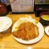熊本市『とんかつ くまかつ』上ロースかつ定食を食す!