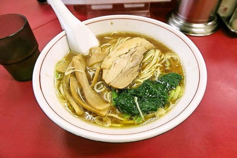 生麦『さつまっこ食堂』で中華そばを食べて来たので御報告