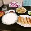 淵野辺『新興軒』青学生御用達の町中華で餃子定食を食べる時