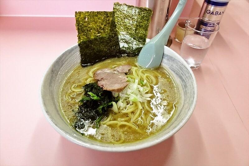小田急相模原『八十八や』(やそはちや)みやこ系ラーメンを食す!
