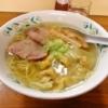 函館旅行グルメ『滋養軒』函館ラーメンの老舗で食べた塩ワンタンメンが美味しい件