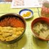 函館旅行グルメ『きくよ食堂 本店』ウニ・イクラ丼がオススメな件