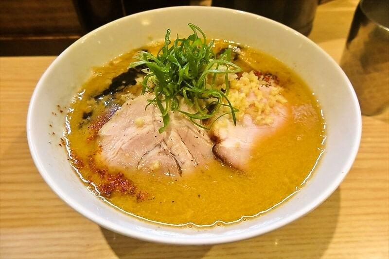 淵野辺『中村麺三郎商店』限定の味噌らぁめん的なラーメンがメチャ美味しい件