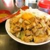 『朗朗朗 橋本店』(さぶろう)飯マシ肉丼生姜焼きを飯マシマシで食す!