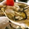 函館旅行グルメ『函館朝市 栄屋』活牡蛎のがんがん焼&活いかの刺身が美味しい