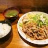 町田『田むら』穴場ランチ!豚生姜焼き定食600円でどうでしょう?