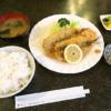 町田『とき』いわしフライ定食が美味しかったので御報告