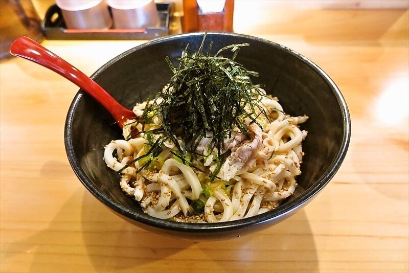 小田急相模原『寅や』肉うどん大盛り700円ワンチャン!