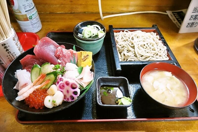 相模原『つるや』日替わり海鮮丼の海鮮ヂカラがヤバイ店