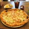 """淵野辺『OH!GOD』12月の月替わりピザ""""パンナ""""を食べてみた!"""