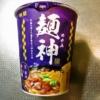 明星『麺神カップ 神太麺×旨 醤油』的カップラーメン実食レビュー