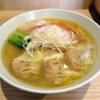 『中村麺三郎商店』塩ラーメンに手揉み麺ですと?@相模原