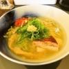 『饗 くろ㐂』監修!『黄金拉麺 鶏のおかげ』の鶏塩ラーメンを食す!