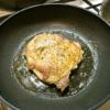 鶏肉の皮をパリパリに焼く方法が知りたいのですが?