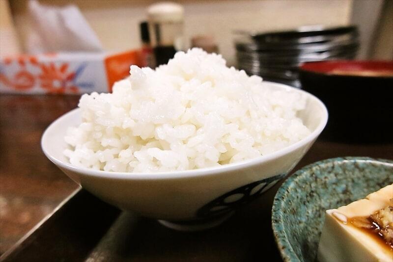 ふじやモツ煮定食4