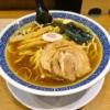 『いぶし銀』ジャパン(煮干し醤油味)ラーメンを食べる時