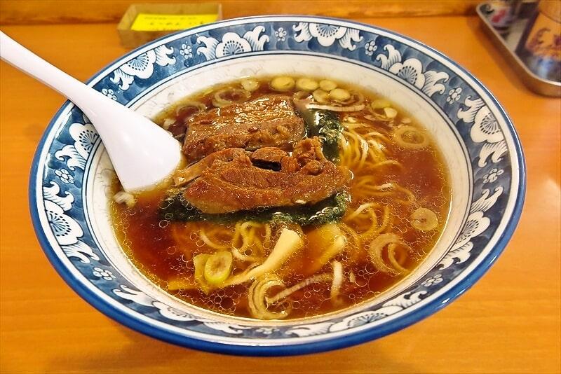八王子『らーめん いち』角煮ラーメン500円でどうでしょう?